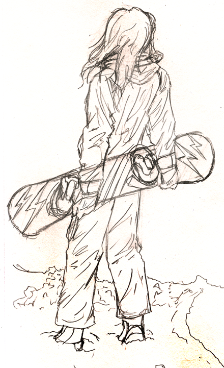 440x721 Winter Blitz By Chaoseth.png Snowboarding
