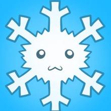 220x220 How To Draw Snowflake