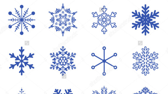 570x320 Simple Drawing Of A Snowflake Snowflake Posts Related