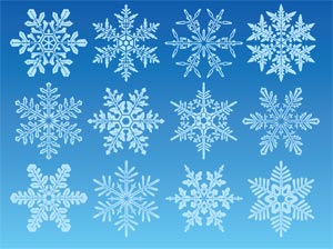 300x224 Snowflakes Are All Built On The Hexagonal Shape That Occurs As