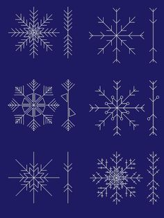 236x313 Snowflake Patterns (For Hot Glue Gun Snowflakes) I Think I Will Be