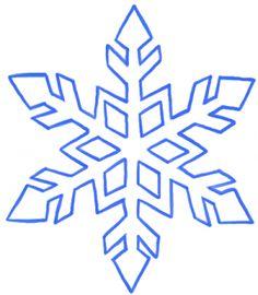 236x270 08 Snowflakes Proyectos Que Intentar Snowflakes