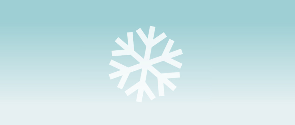 945x400 Quick Method For Drawing A Simple Snowflake Inkscape Tutorials Blog