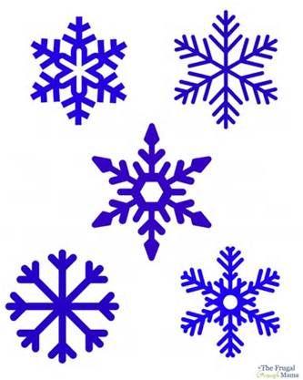333x417 Snowflake Outline Printable Snowflake Printable Frozen