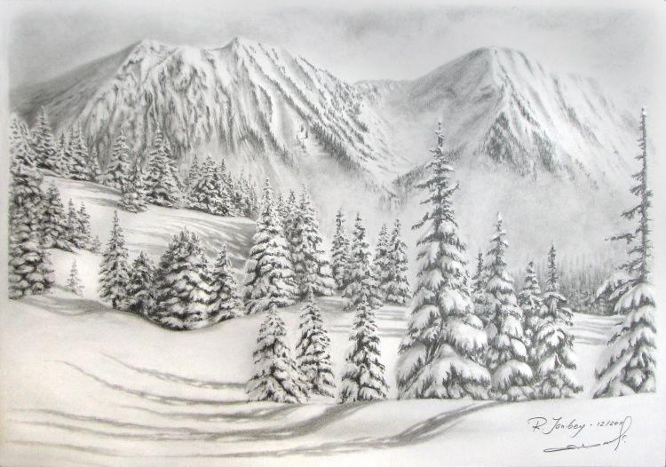 750x526 Mountain Snow