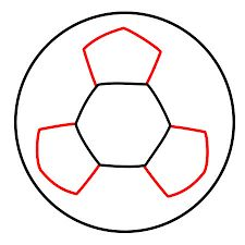 225x225 Drawing A Cartoon Soccer Ball Soccer Ball, Cartoon And Learning