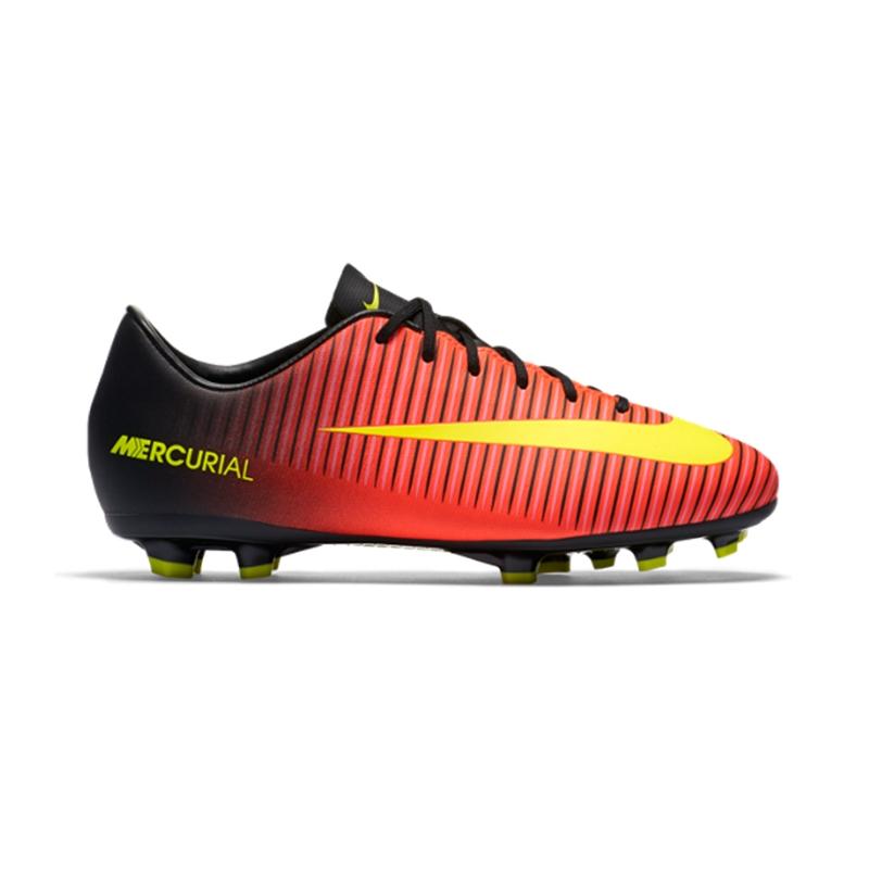 800x800 Nike Youth Mercurial Vapor Xi Fg Soccer Cleats (Total Crimsonvolt