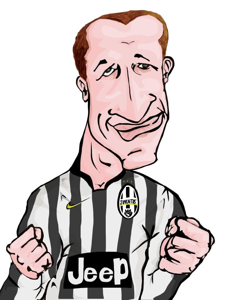 768x1024 Chiellini Juve Juventus Itali Italia Futball Soccer Draw