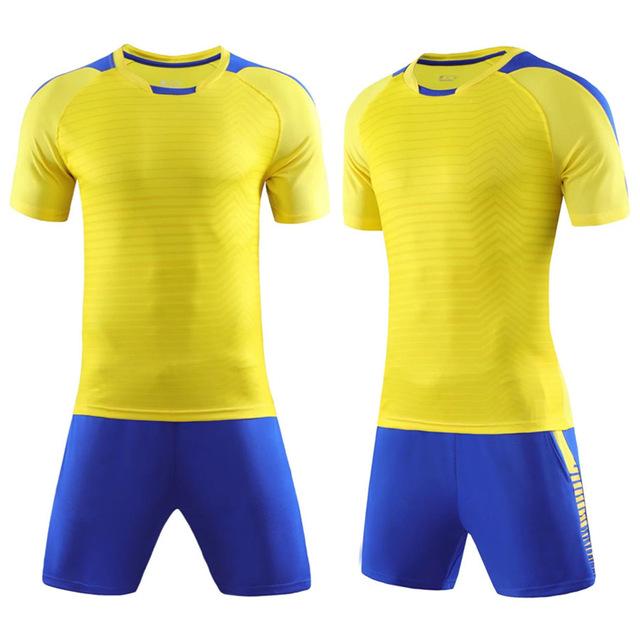 640x640 Men Survetement Football 2017 Sports Training Suits Soccer Jerseys