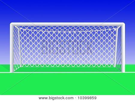 450x339 Soccer Goal Net Images, Illustrations, Vectors