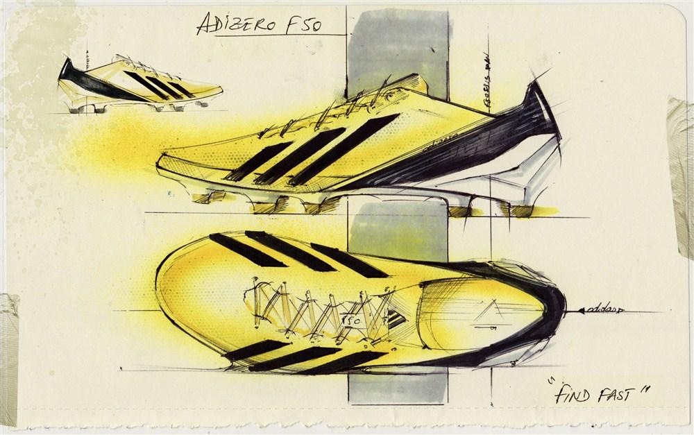 1000x627 Adidas Lionel Messi F50 Adizero Trx Fg Soccer Shoes (Vivid