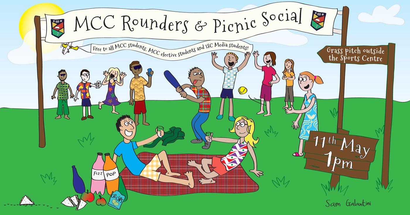 1400x734 Mcc Rounders Amp Picnic Social Keele Media, Communications