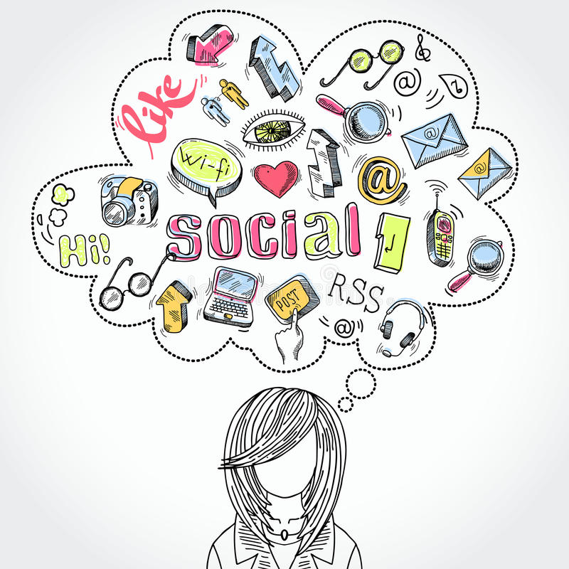 800x800 Social Media And Our Youth. Mental Health