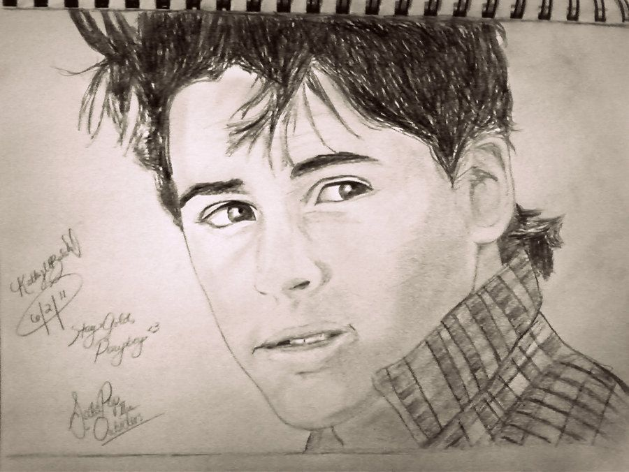 Sodapop Curtis Drawing at GetDrawings com | Free for