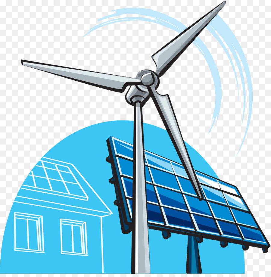 900x920 Solar Power Solar Panel Solar Energy Wind Power Drawing