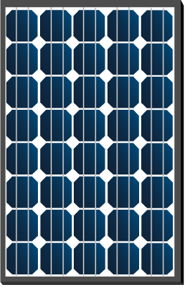 269x415 The Main Solar Power Components
