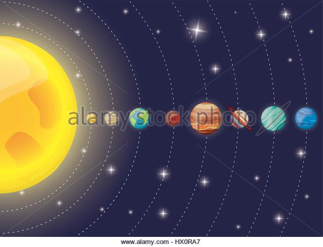 640x489 drawing sun solar system stock photos amp drawing sun solar system