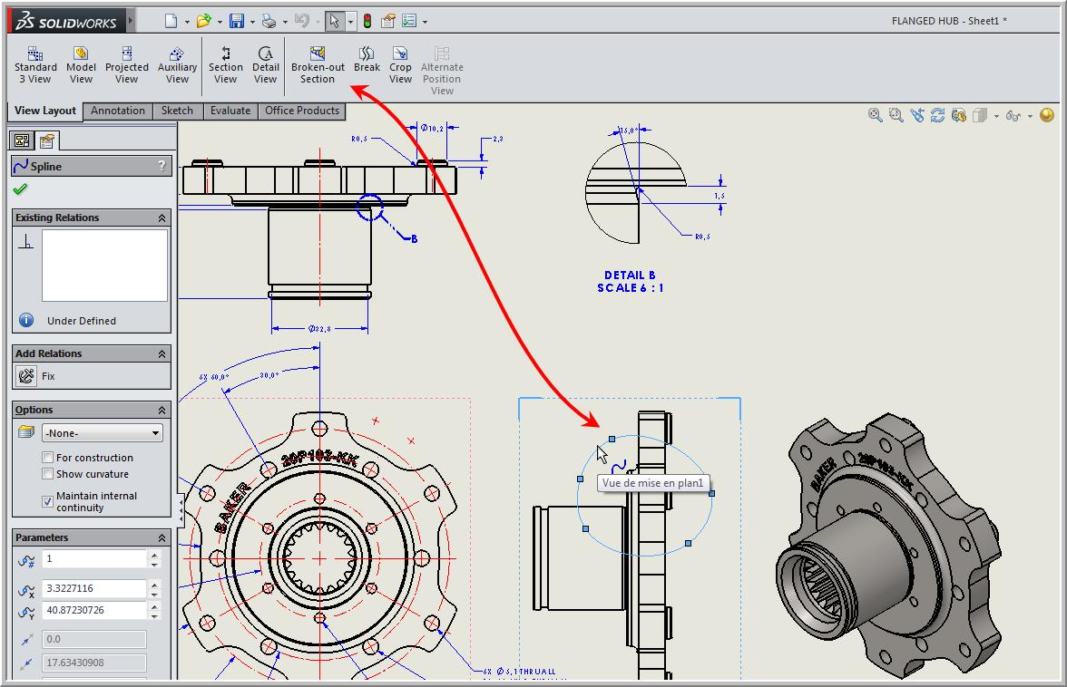 Solidworks Engineering Drawing At Getdrawings Com Free