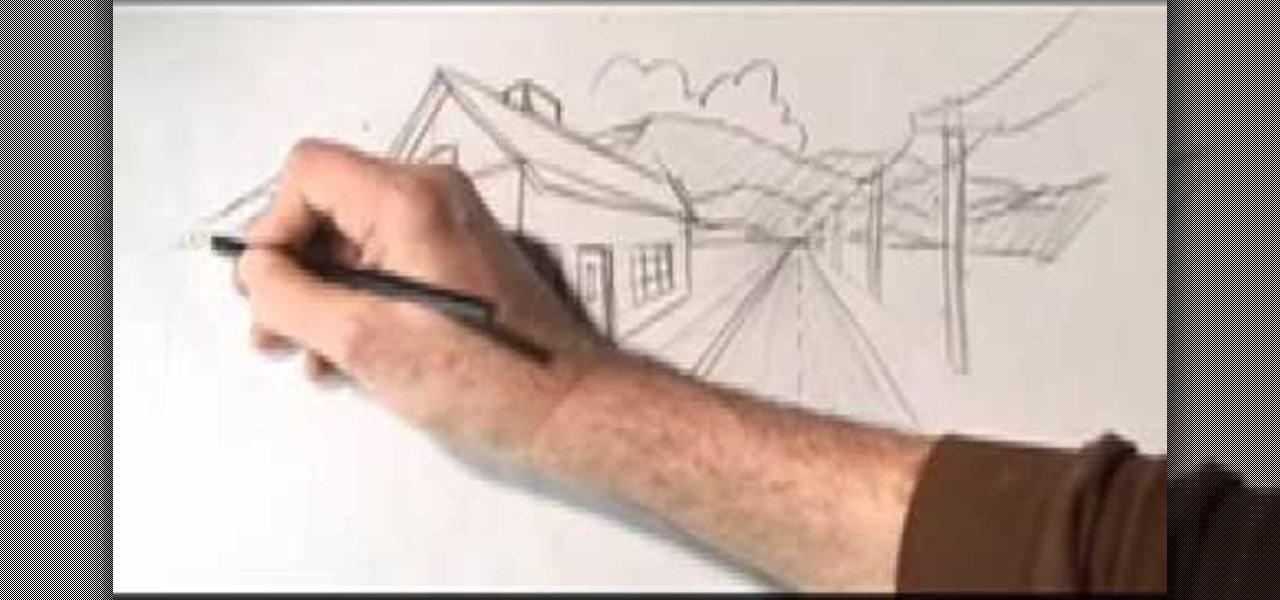 1280x600 How To Draw Two Point Perspective Adobe Illustrator Wonderhowto