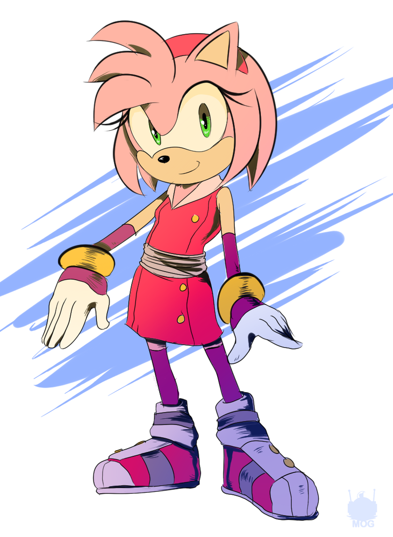 800x1094 Pin By Anniesonar On Sonic Boom Amy Rose
