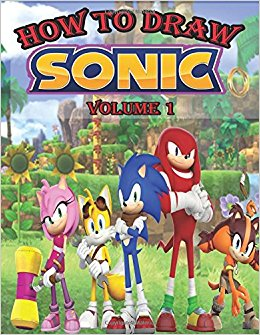 260x335 How Draw Sonic Volume 1 How Draw Sonic Amp The Gang (How