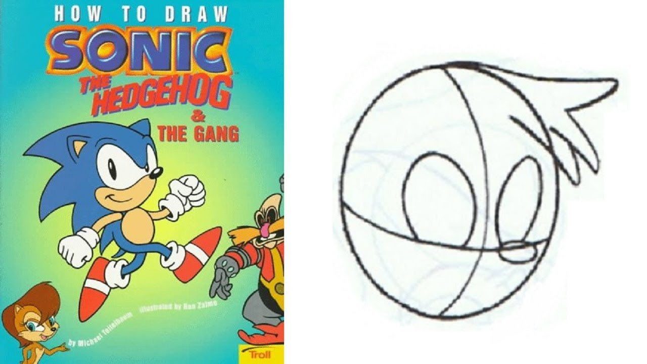Sonic Drawing Book at GetDrawings.com | Free for personal use Sonic ...