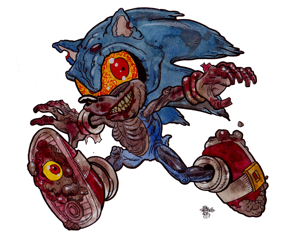 Sonic Drawing Games At GetDrawings.com