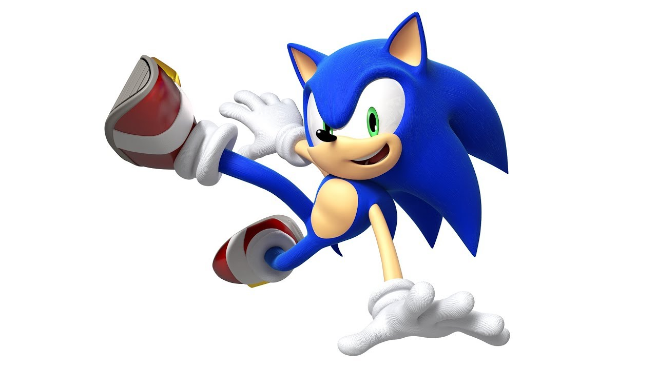 1280x720 How To Draw Sonic The Hedgehog