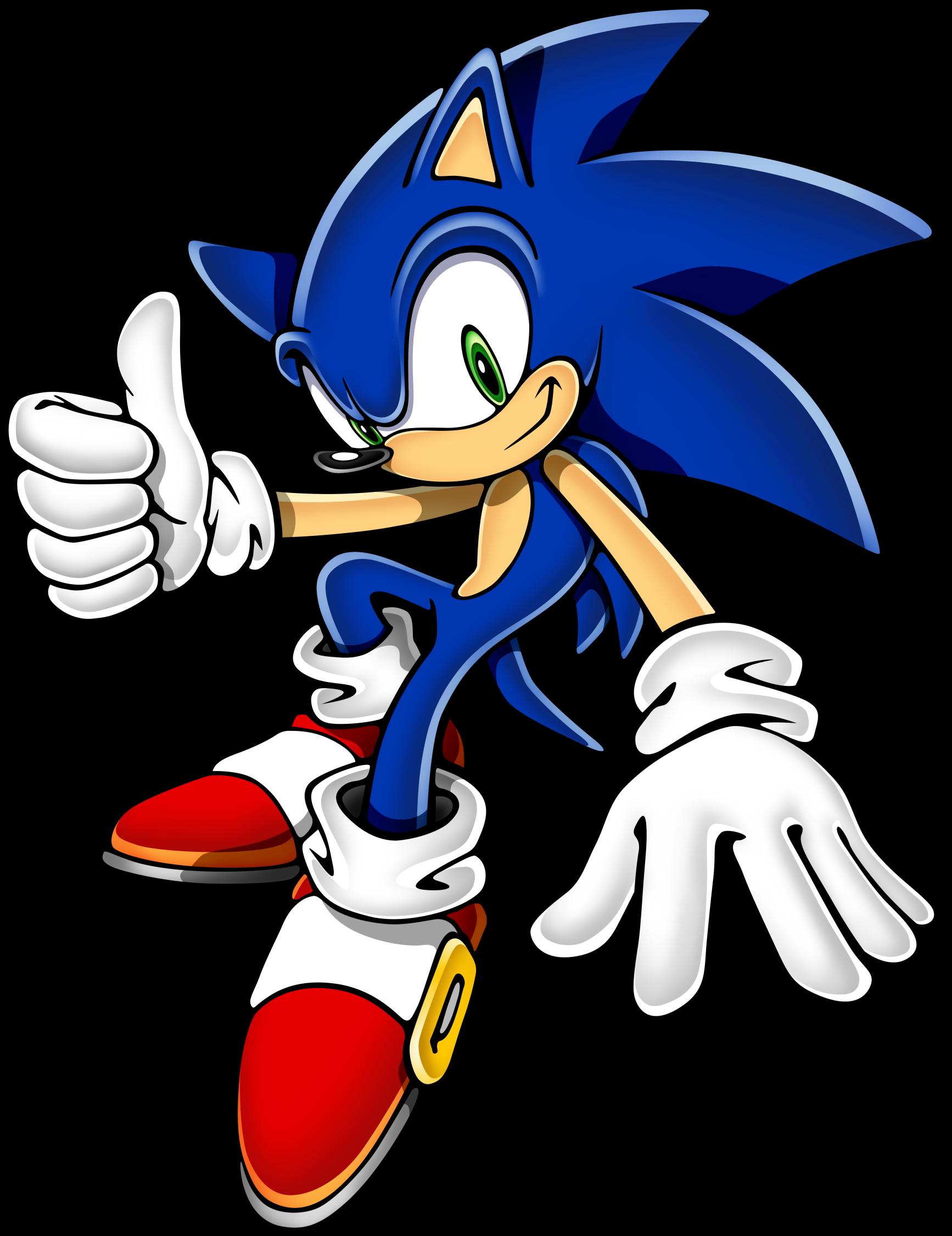 1734x2249 Sonic Art Assets Dvd