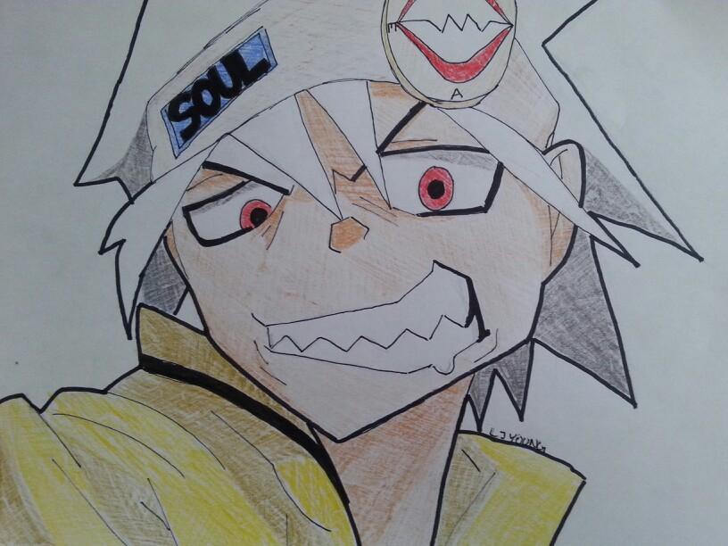 816x612 Soul Eater Drawing Artwork Soul Eater And Artwork