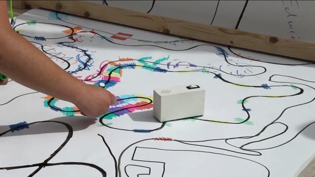 640x360 Drawing Sound