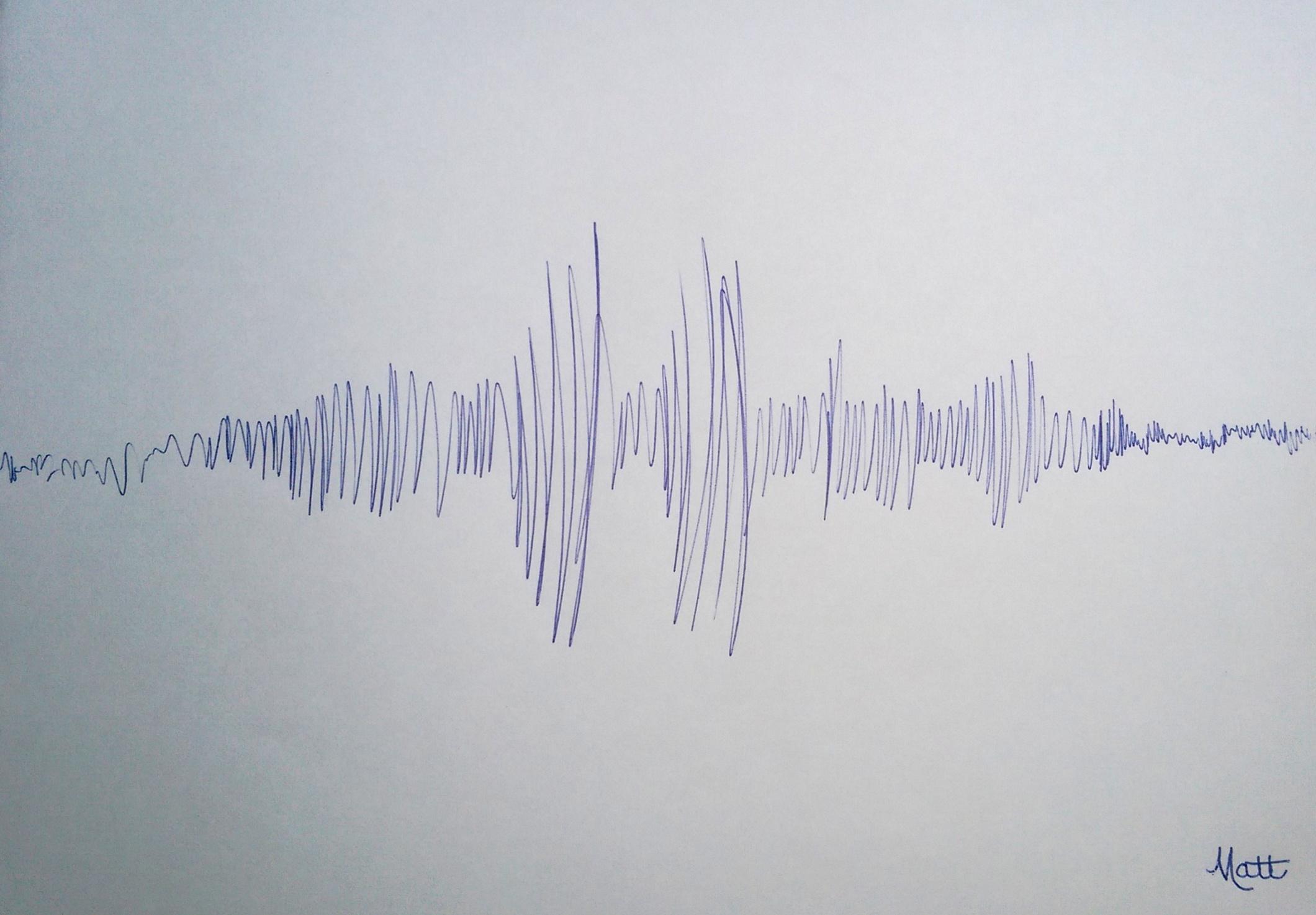 2120x1474 Sound Waves Art The Unfathomable Artist
