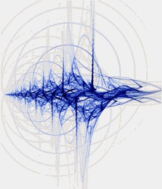328x384 Sound Waves Singular Forms Data Sound Waves