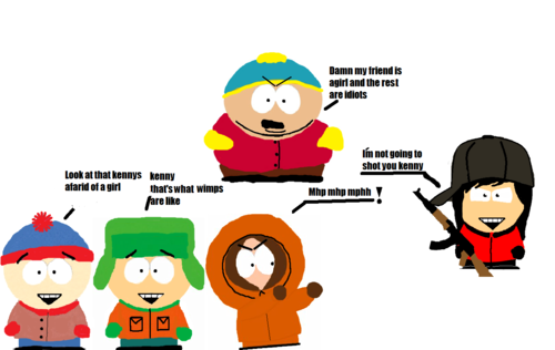 500x316 South Park Images South Park(My Drawing) Hd Wallpaper