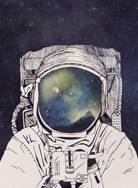 550x747 Dreaming Of Space Art Print By Tracie Andrews [Diy] Kid Ideas