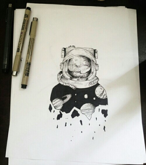 500x564 Space Art Not My Image