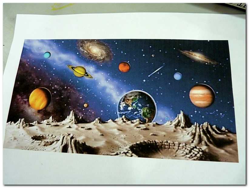 821x621 Outer Space Painting Ideas Space Art Home Is Where My Heart Is