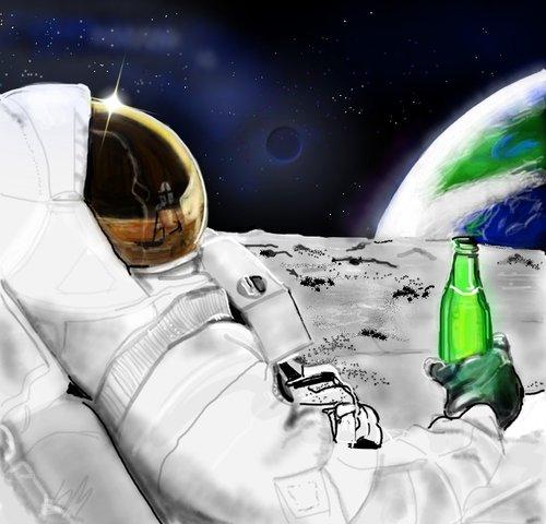 500x480 Space Drawings