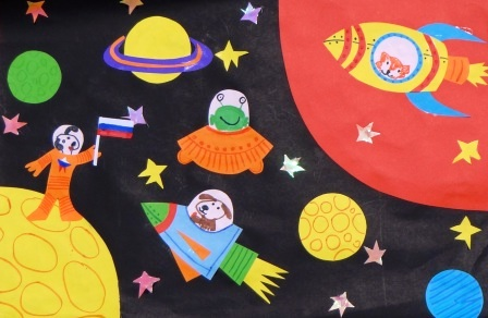 448x292 Space Craft Ideas For Kids Crafts For Kids