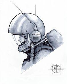 236x295 Quick Batch Of Helmet Sketches.