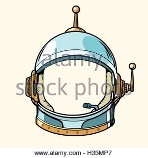 300x320 Space Suit Helmet Isolated On White Background Stock Vector Art
