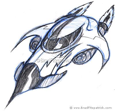 400x389 Spaceship Drawing Spaceship Art Space Ship Concept Art