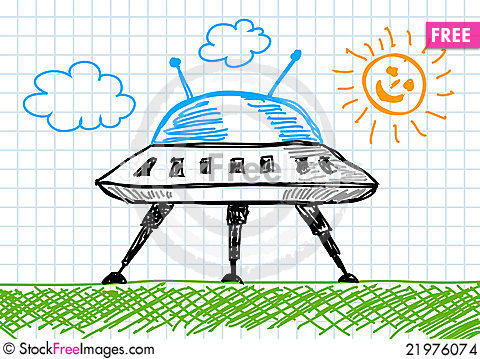 480x359 Drawing Of Spacecraft