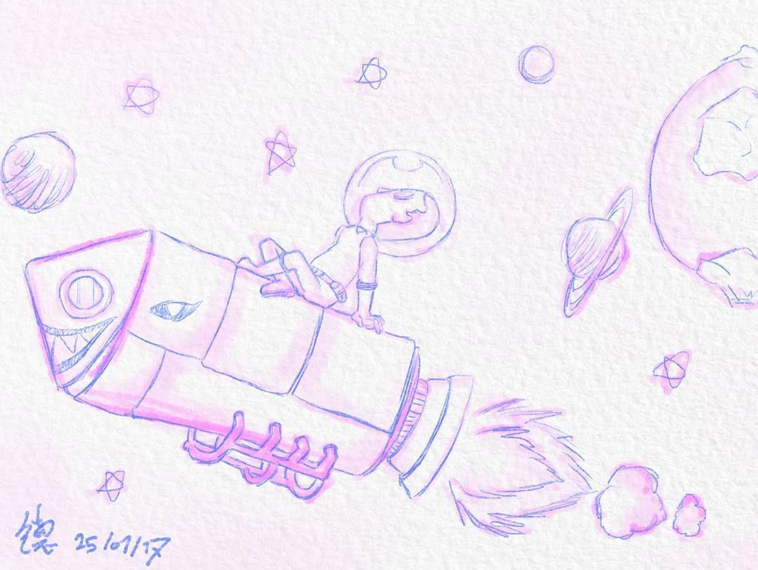 1080x812 Spaceship.