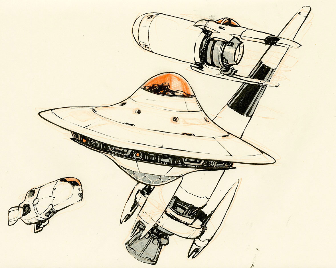 1178x939 Concept Ships Spaceship Sketches By Jake Parker Drawing