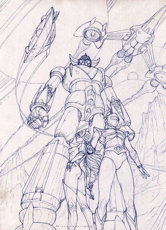564x784 Risultati Immagini Per Harlock Spaceship Drawing Manga