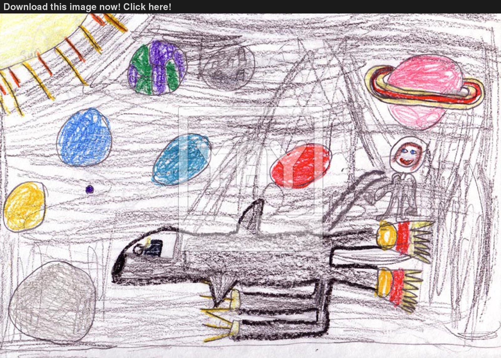 1600x1142 Kid Drawing