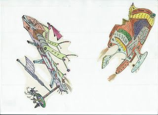 320x233 61 Best Drawings Of Space Ships Images On Art Drawings