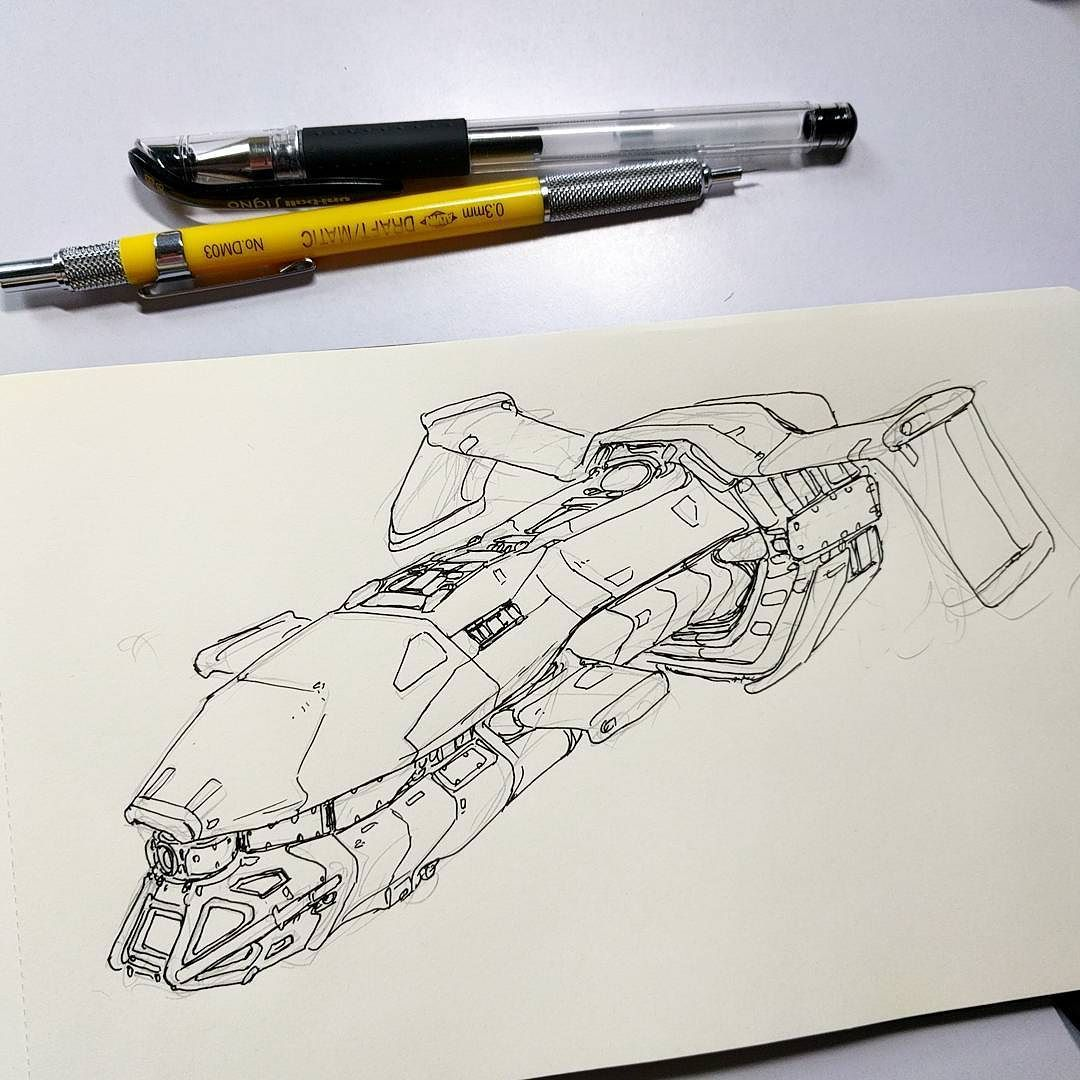 1080x1080 Pin By Christopher Chute On B.d. Spaceships Concepts Inspiration