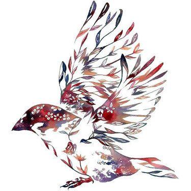 375x375 Sparrow Tattoo Elaxsir